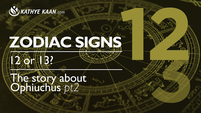 Kathye Kaan On Demand The Story About Ophiuchus pt2