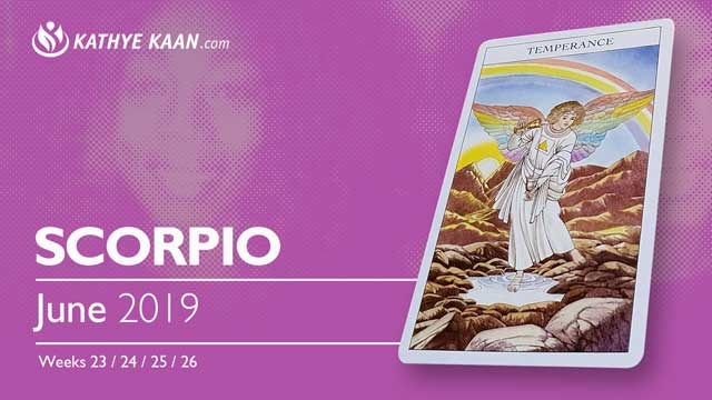 SCORPIO June 2019 Psychic Tarot Reading
