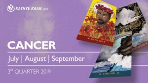 CANCER JULY AUGUST SEPTEMBER 2019 EXTENDED READING 3rd Quarter
