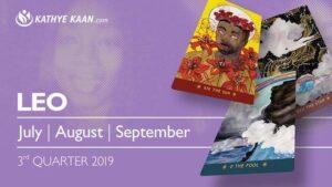 LEO JULY AUGUST SEPTEMBER 2019 EXTENDED READING 3rd Quarter