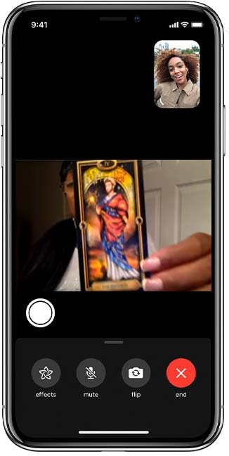 Live Video Chat - Kathye Kaan Tarot & Horoscope reading