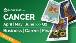 Cancer April May June 2020