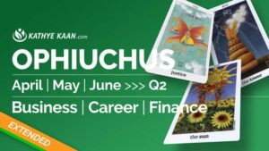 Ophiuchus April May June 2020