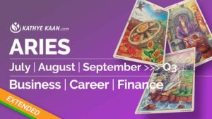 ARIES JULY AUGUST SEPTEMBER Q3 2020 BUSINESS CAREER FINANCE READING HOROSCOPE