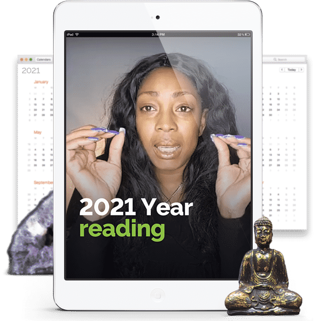 2021 Year Reading by Spiritual Consultant and Life Coach Kathye Kaan