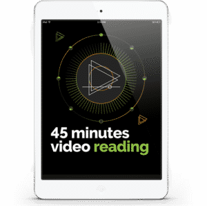45 Minutes Personal Video Reading by Life Coach Kathye Kaan