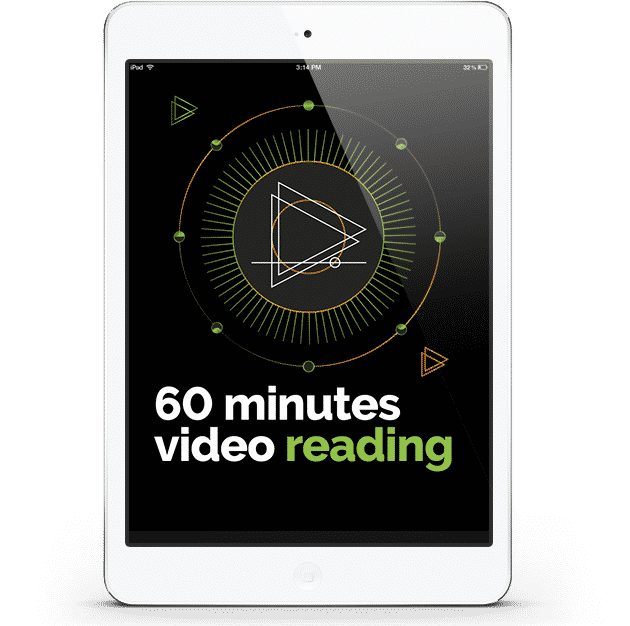 60 Minutes Personal Video Reading by Life Coach Kathye Kaan